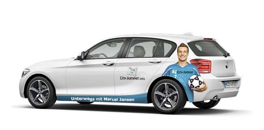 Cityjumper BMW 1er