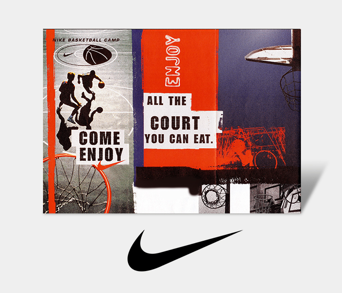 Flyer Nike Basketballcamp