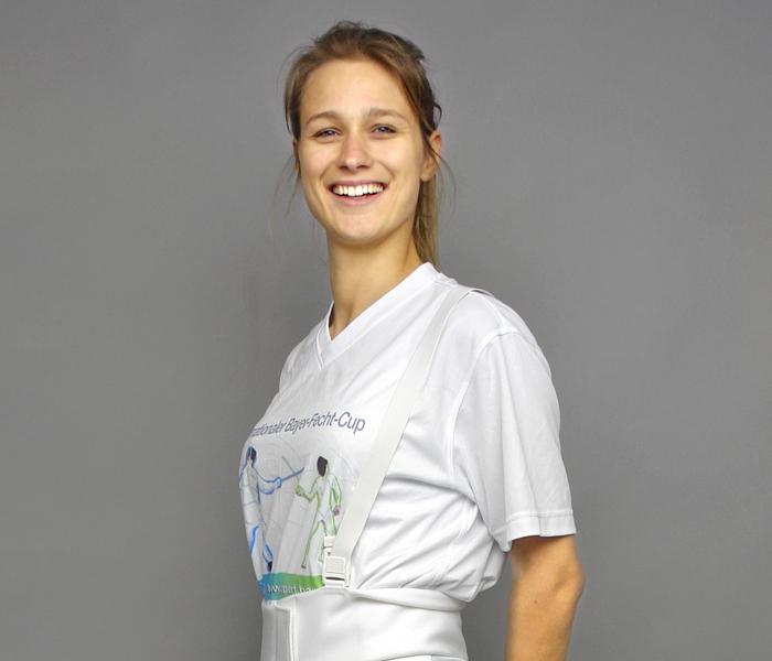 Fechtsport Britta Heidemann Vanameland