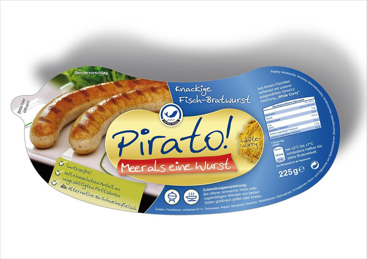 Pirato Fischwurst Vanameland