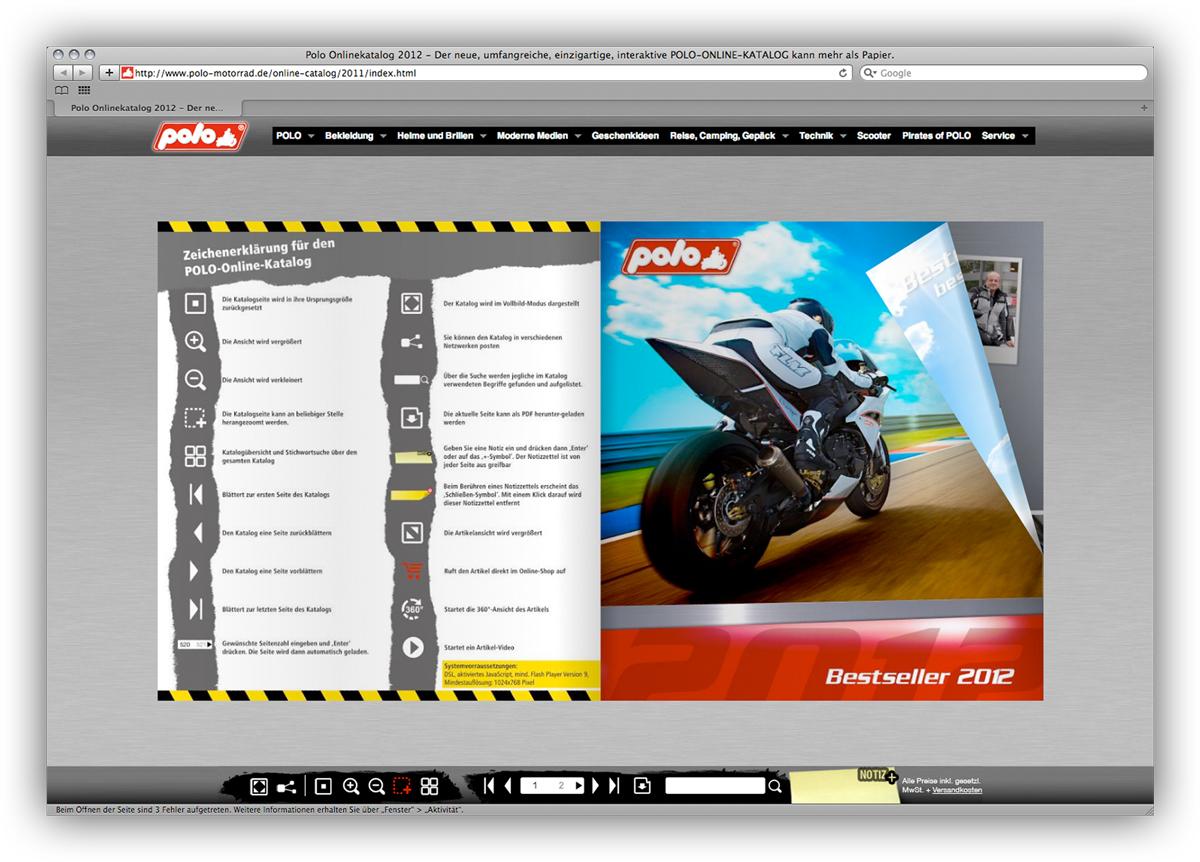 Polo Motorrad Onlinekatalog Vanameland