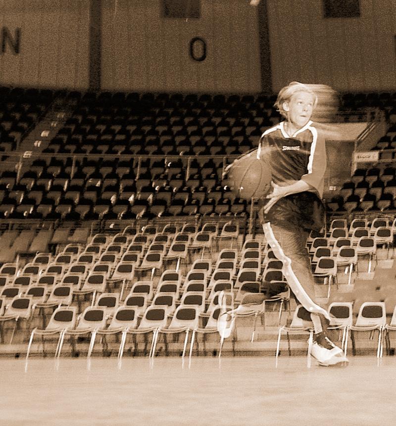 Spalding Basketball Vanameland