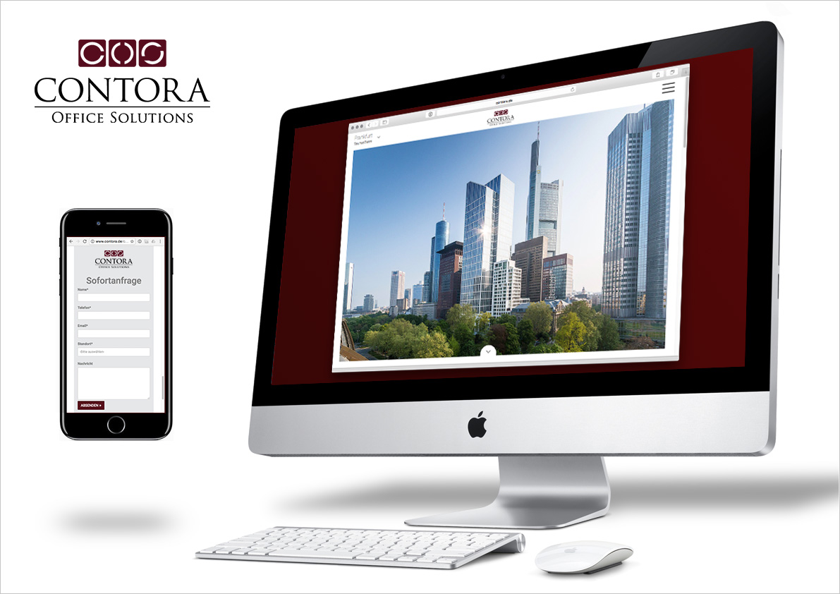 Homepage CONTORA Vanameland